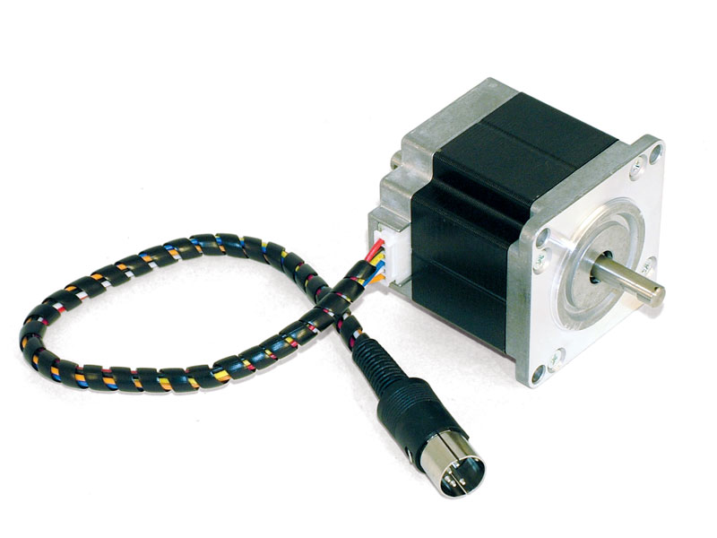 67127 stepper motor sherline products for Cnc rotary table with stepper motor