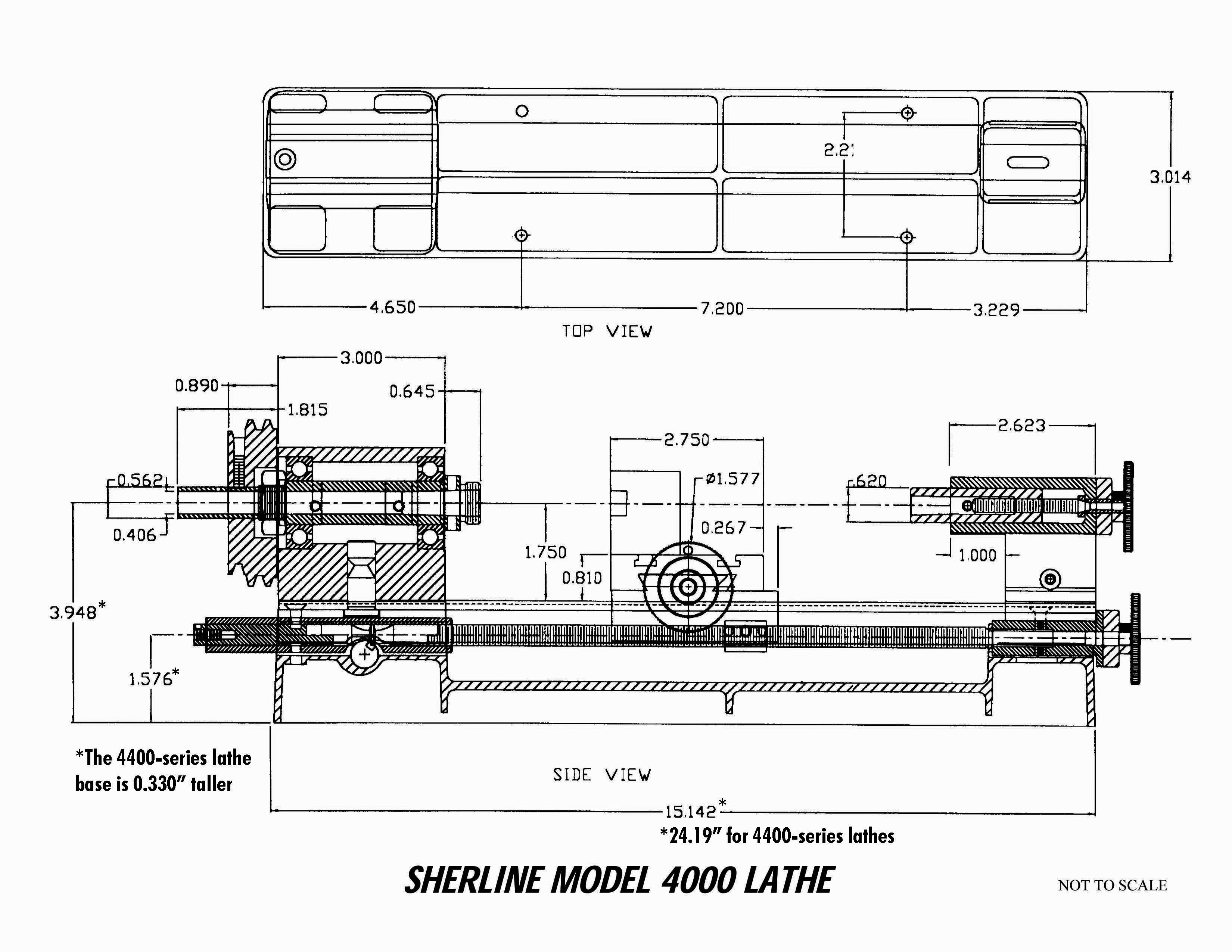 machine dimensions