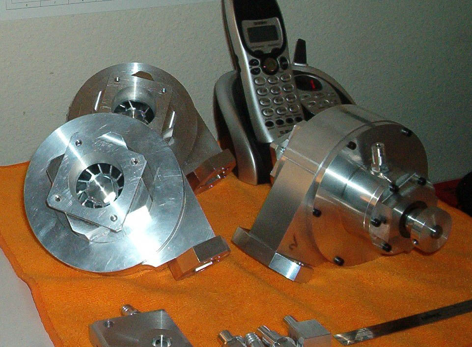 CNC Projects – Sherline Products