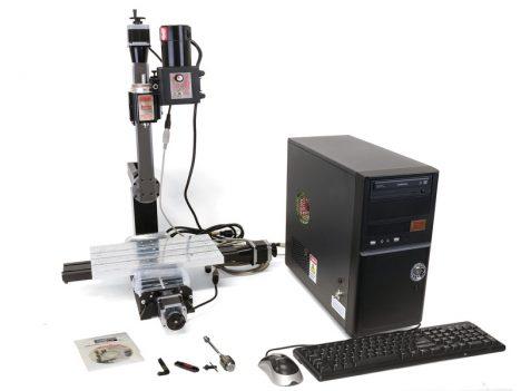8580 CNC Mill