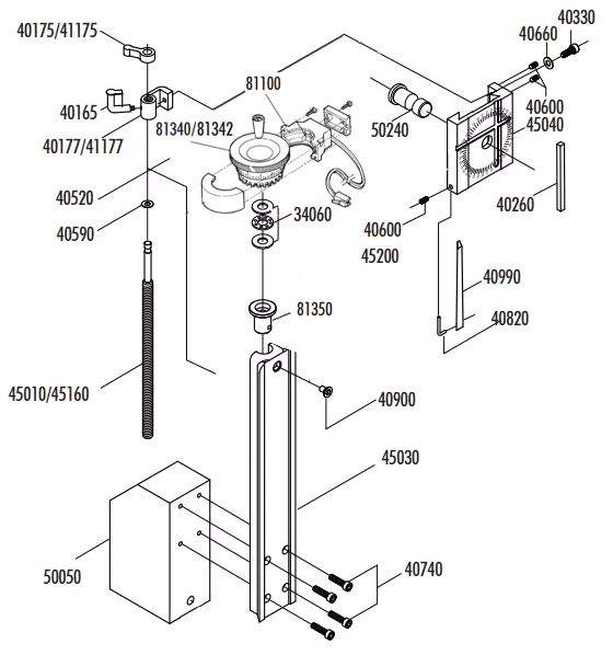 Circuit Diagram 4017